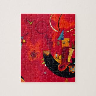 Und Gegen del Mit de Kandinsky Rompecabeza Con Fotos