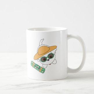 Undaunted Classic White Coffee Mug