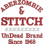UnDead Brand Embroidered Polo Shirt