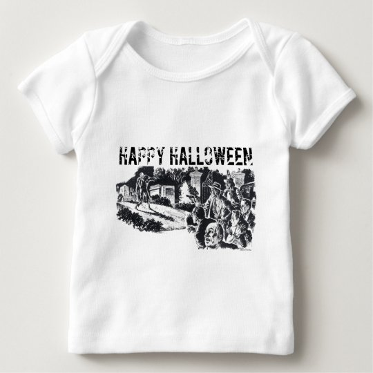 Undead Card Baby T-Shirt