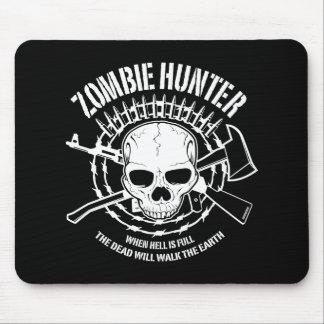 undead del cazador del zombi que viven absolutamen alfombrillas de raton