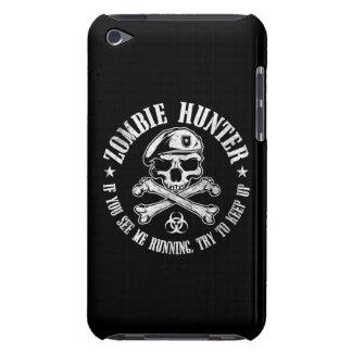undead del cazador del zombi que viven funda para iPod