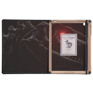 Undead Dinosaur Case For iPad