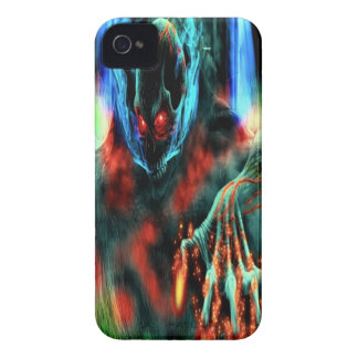 Undead Evil Skeleton iPhone 4 Cover