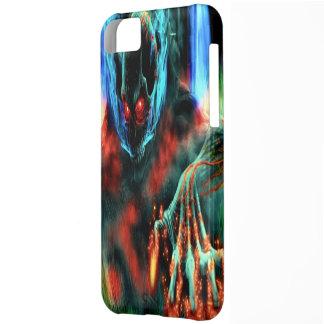 Undead Evil Skeleton iPhone 5C Case