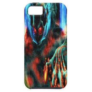 Undead Evil Skeleton iPhone SE/5/5s Case