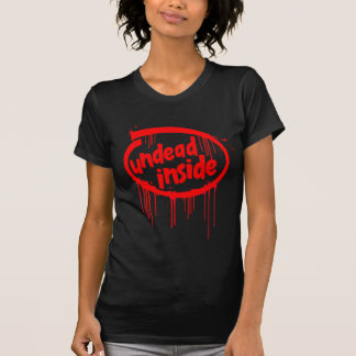 Undead Inside Babydoll Shirts