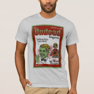 Undead Magazine T-Shirt