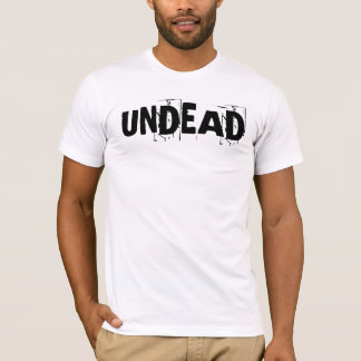 UNDEAD Men's Fitted Tee