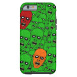 Undead Zombie Heads iPhone 6 Case