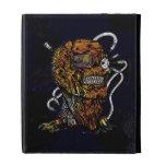 Undead Zombie Mummy Freaky Guy iPad Folio Case
