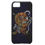 Undead Zombie Mummy Freaky Guy iPhone 5C Covers