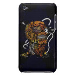 Undead Zombie Mummy Freaky Guy iPod Touch Cases