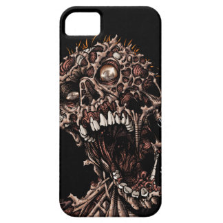 Undead Zombie's Anguished Rotten Flesh Cry iPhone 5 Cover