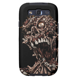 Undead Zombie's Anguished Rotten Flesh Cry Galaxy S3 Case