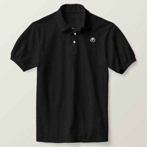 Undeadwear Logo Embroidered Polo Shirt