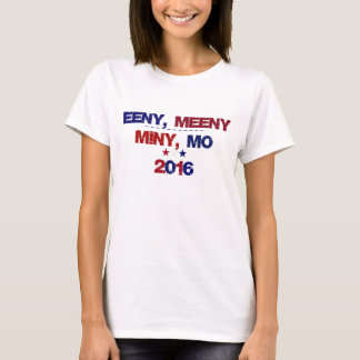 Undecided 2016 Funny Election T-Shirt