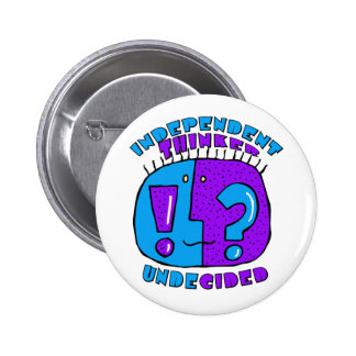 UNDECIDED BUTTON