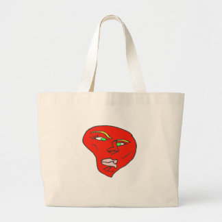 UNDECIDED HEART 1 PNG CANVAS BAG