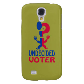 Undecided Voter Samsung Galaxy S4 Cases