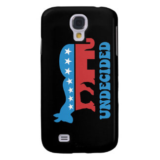 undecided voters galaxy s4 case