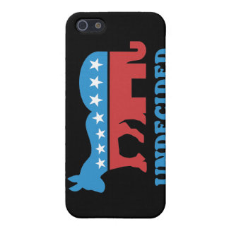undecided voters iPhone 5 case