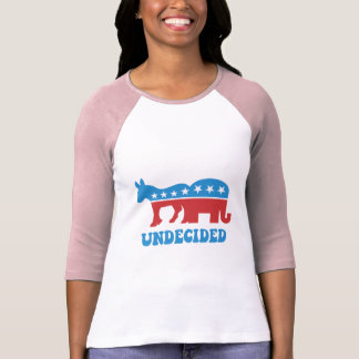 undecided voters shirts