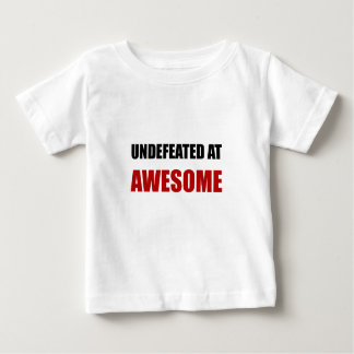 Undefeated At Awesome Tee Shirt