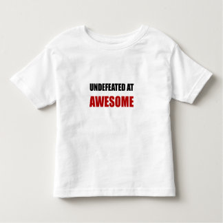 Undefeated At Awesome Tshirts