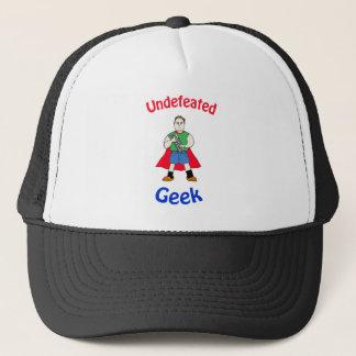 Undefeated Geek Trucker Hat