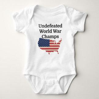 Undefeated World War Champs Shirt