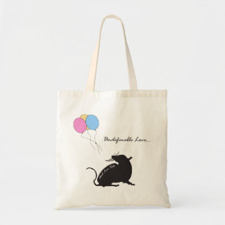 Undefinable Love Ratty Tote