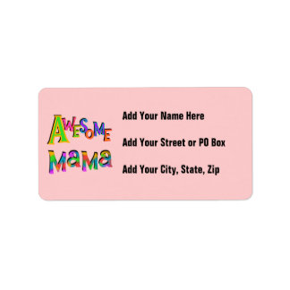 undefined address label