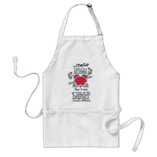 undefined adult apron