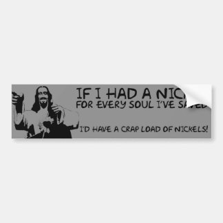 undefined car bumper sticker