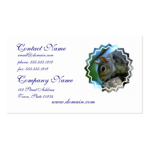undefined business cards