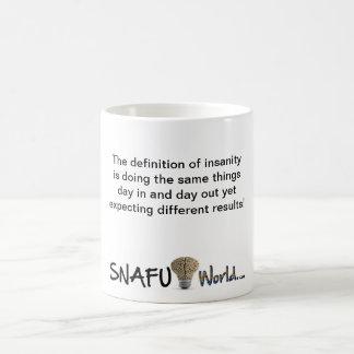 undefined classic white coffee mug