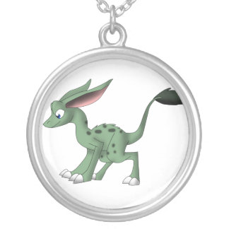 Undefined Creature Necklace