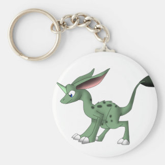 Undefined Creature w Unicorn Horn Key Chains
