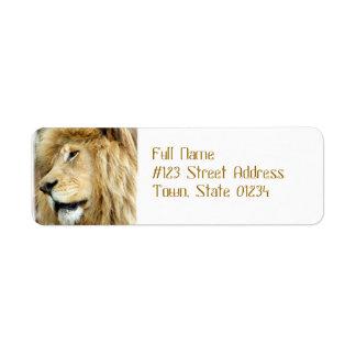 undefined return address labels