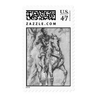 undefined postage stamp