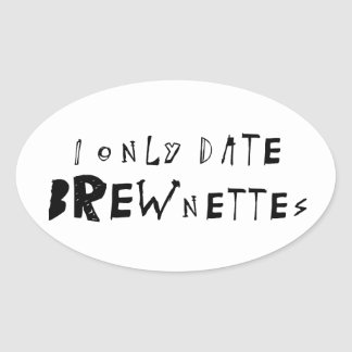 undefined oval stickers