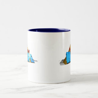 undefined Two-Tone coffee mug