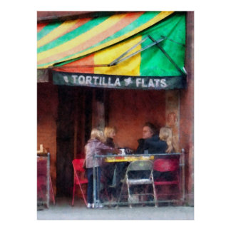 UNDER $20 - Tortilla Flats Greenwich Village Posters