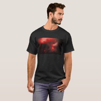 Under A Blood Red Sky by KLMjr. T-Shirt