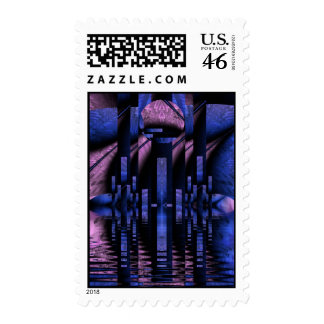 Under A Lavender Moon Stamps