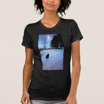 Under A Tabby Moon T-Shirt