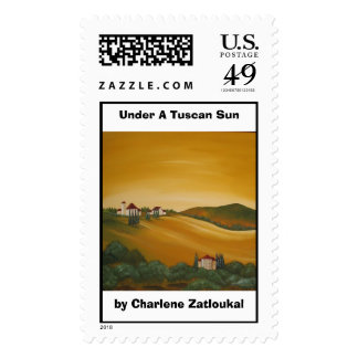 Under A Tuscan Sun Postage