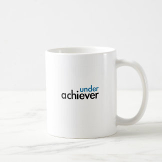 Under Achiever (blue light special) Coffee Mug