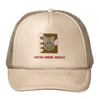 Under Arrest Hat